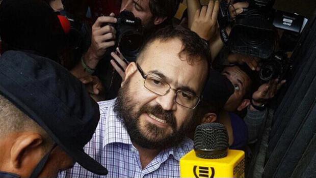 Obtiene Javier Duarte amparo y podrá apelar sentencia