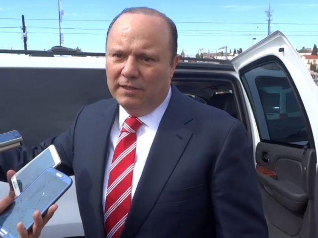 Emiten nuevo edicto de notificación al exgobernador Duarte