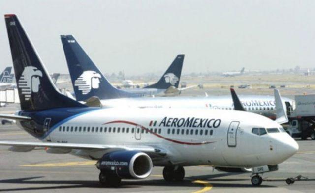 Reactiva Aeroméxico sus vuelos a Asia, Europa y América
