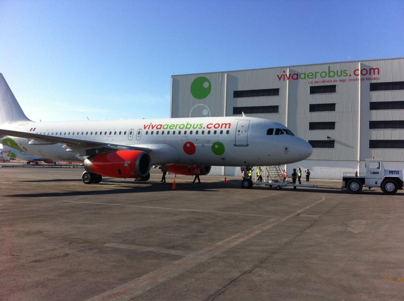 Pierde Viva Aerobus 734 millones de pesos en el tercer trimestre