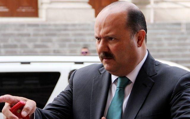 Desmienten captura de César Duarte