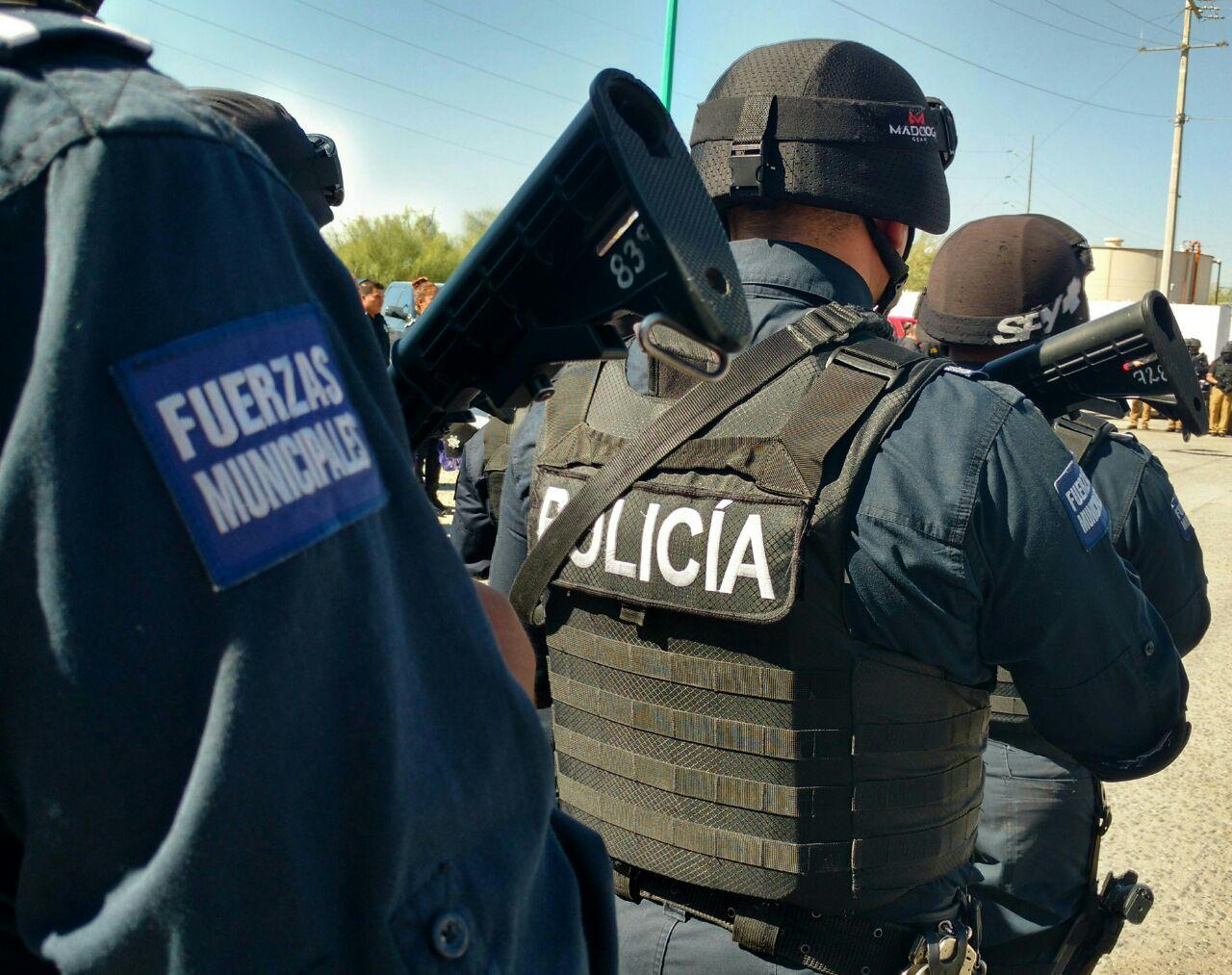 Niega alcalde amenazas contra la Policía Municipal