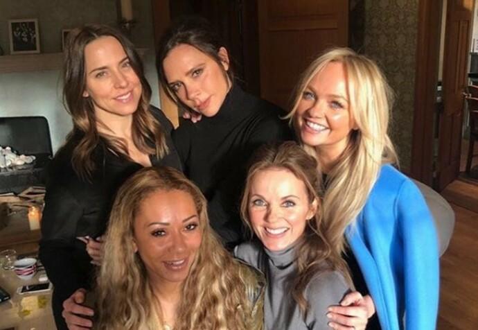 Las Spice Girls tendrán su propia película animada