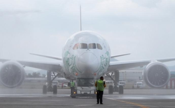 Detectan más posibles casos de coronavirus en vuelos