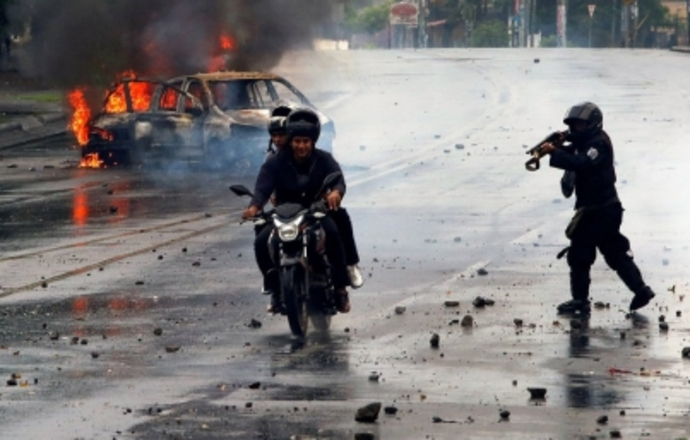 Grupo de Trabajo de OEA reporta más muertos por represión en Nicaragua