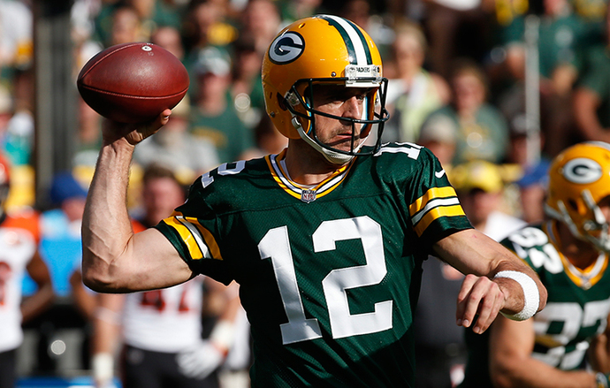 Washington presionará a Rodgers