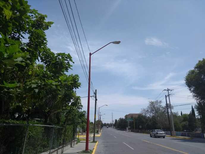 Instalarán en marzo primeras lámparas de Juárez Iluminado