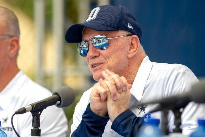 Jones espera que los Cowboys mejoren esta temporada