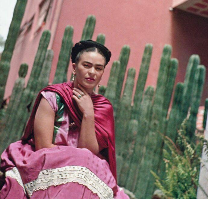Así describió Frida Kahlo a Diego Rivera en esta audio inédito