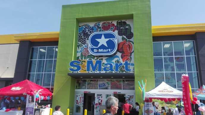 Abre mañana S-Mart nueva sucursal