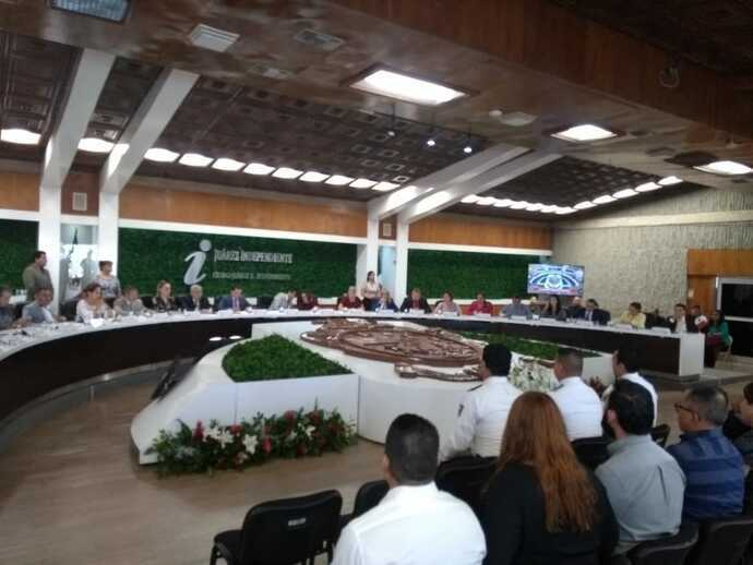 Integran regidores comisiones de Cabildo