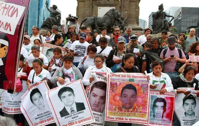 Reconstruirán investigaciones de Ayotzinapa