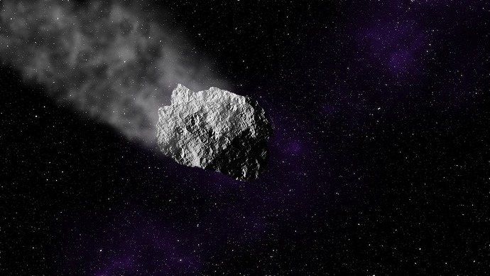 Asteoride 2020 AQ1 se acerca a la Tierra este 20 de enero de 2020