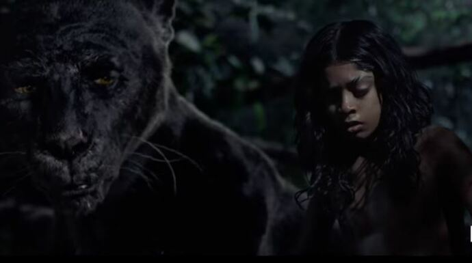 Netflix da primer adelanto de Mowgli: Legend of the Jungle