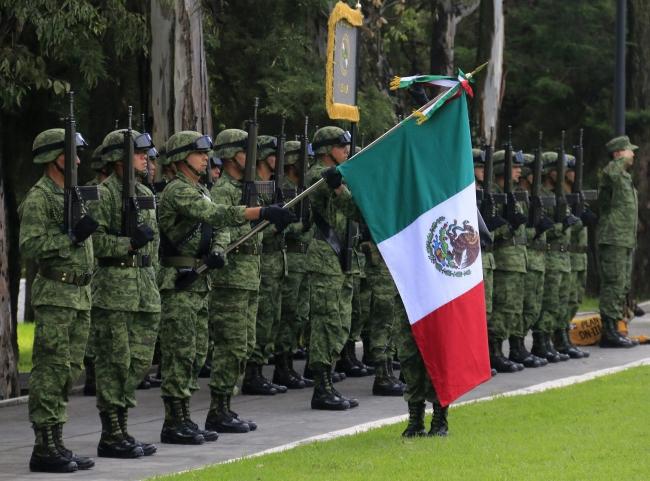 'Tienen Fuerzas Armadas respaldo de la población por su apoyo social'