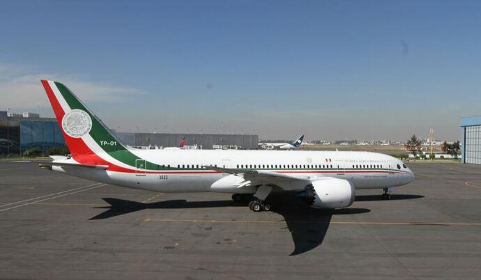 Afirma diputado que rifa del avión presidencial pagará deuda externa de México