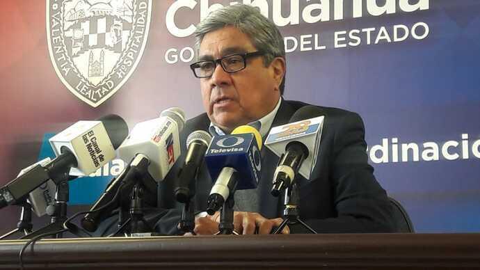 Obras públicas del Estado tendrá titular hasta febrero del 2019