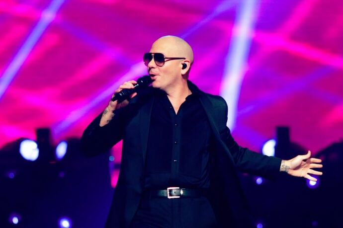 Regresa Pitbull a El Paso
