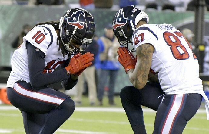Texans y Colts juegan por la cima de su división