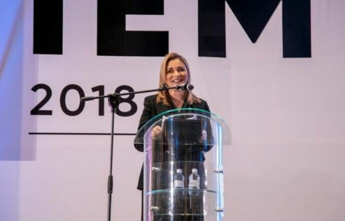 Asiste Maru Campos a inauguración del IEM