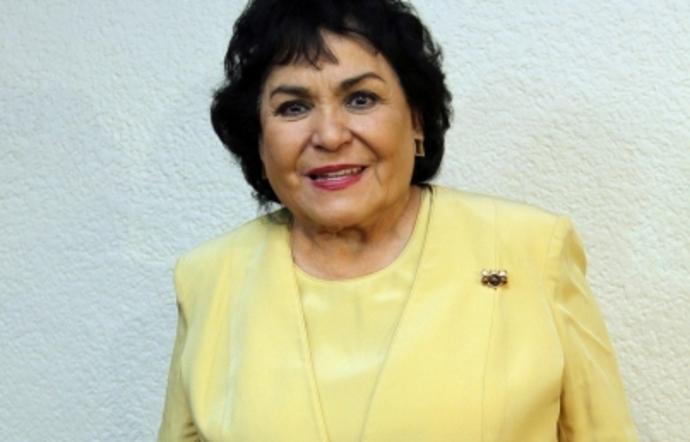 'Gano más como actriz que como diputada': Carmen Salinas
