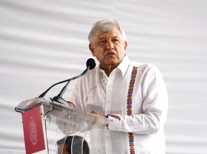 Progreso con justicia representa la Cuarta Transformación, destaca López Obrador