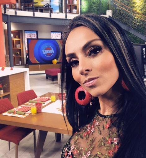Filtran en redes fotos de liposucción de Ivonne Montero