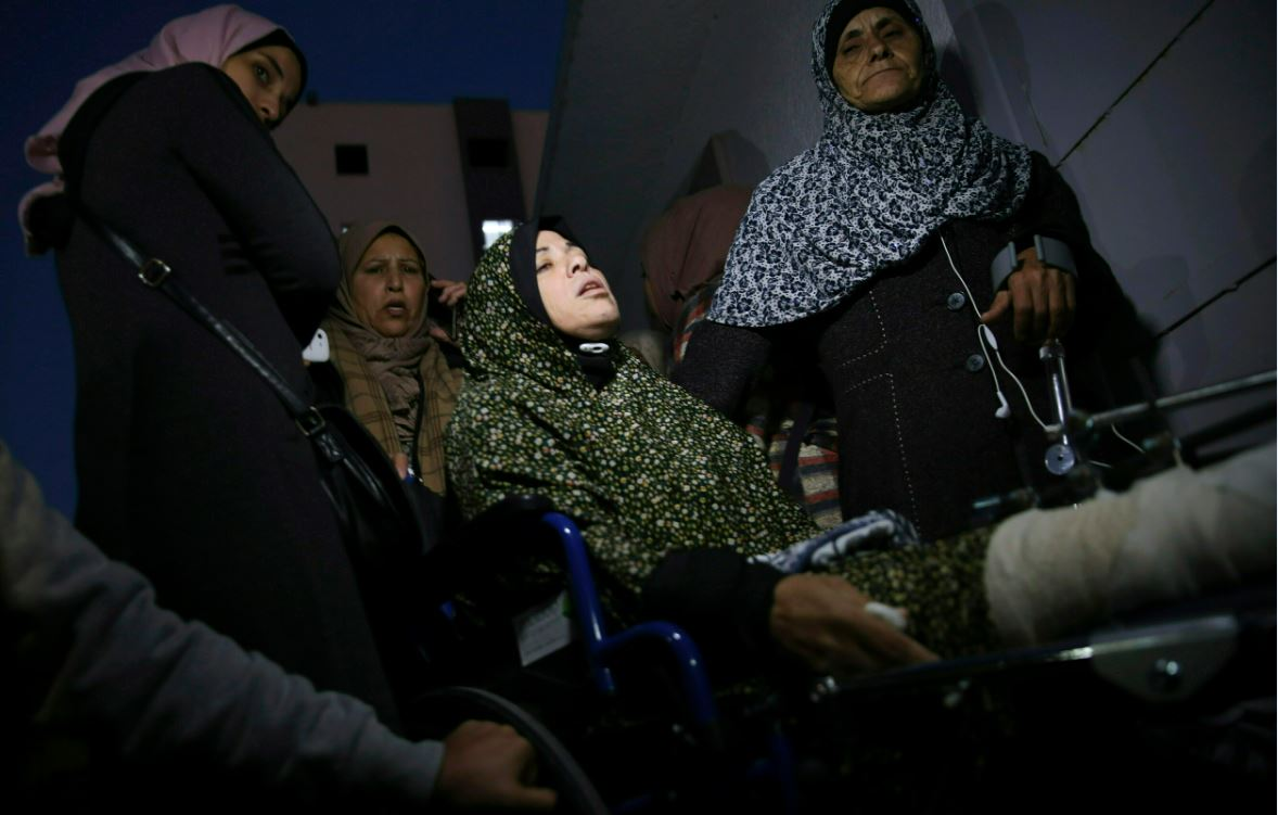 Denuncian muerte de palestina por fuerzas israelíes en Gaza