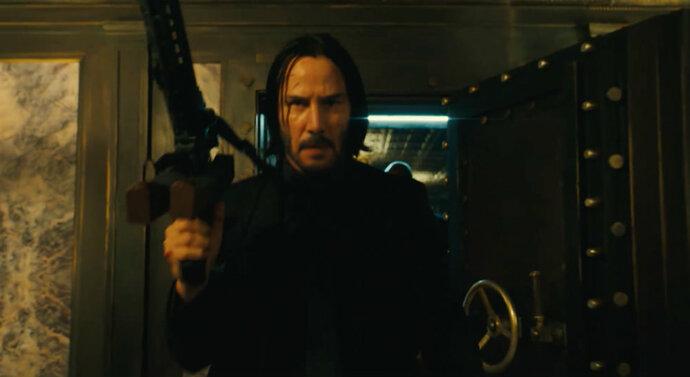 John Wick 3 amenaza taquillas de Avengers