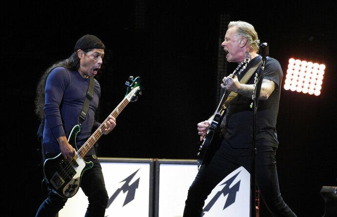 Metallica, la banda más vista de todo el mundo