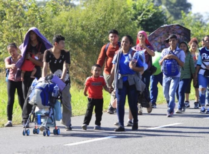 Preocupa a Municipio llegada de nueva caravana migrante