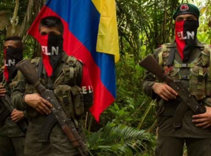 Capturan a miembros de ELN que protegían laboratorio de coca