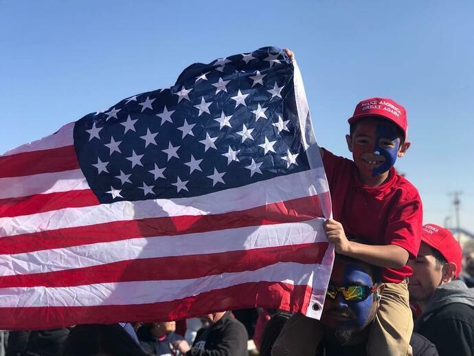 Arrestan a manifestantes y los acusan de entrada ilegal