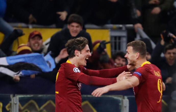 Roma pierde liderato de grupo