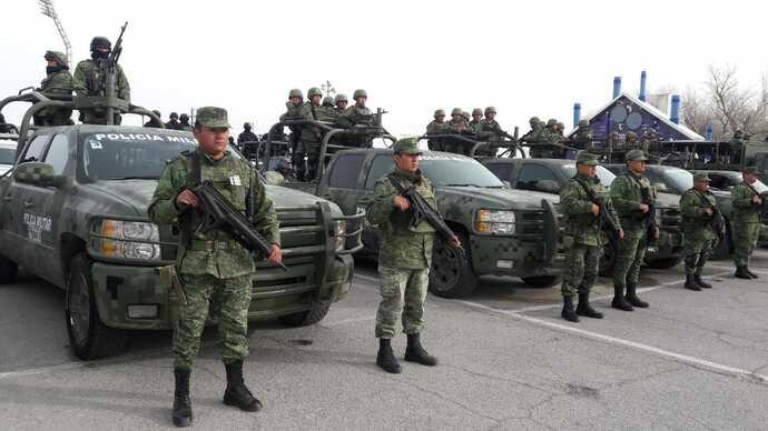 Sedena toma el control del Valle de Juárez