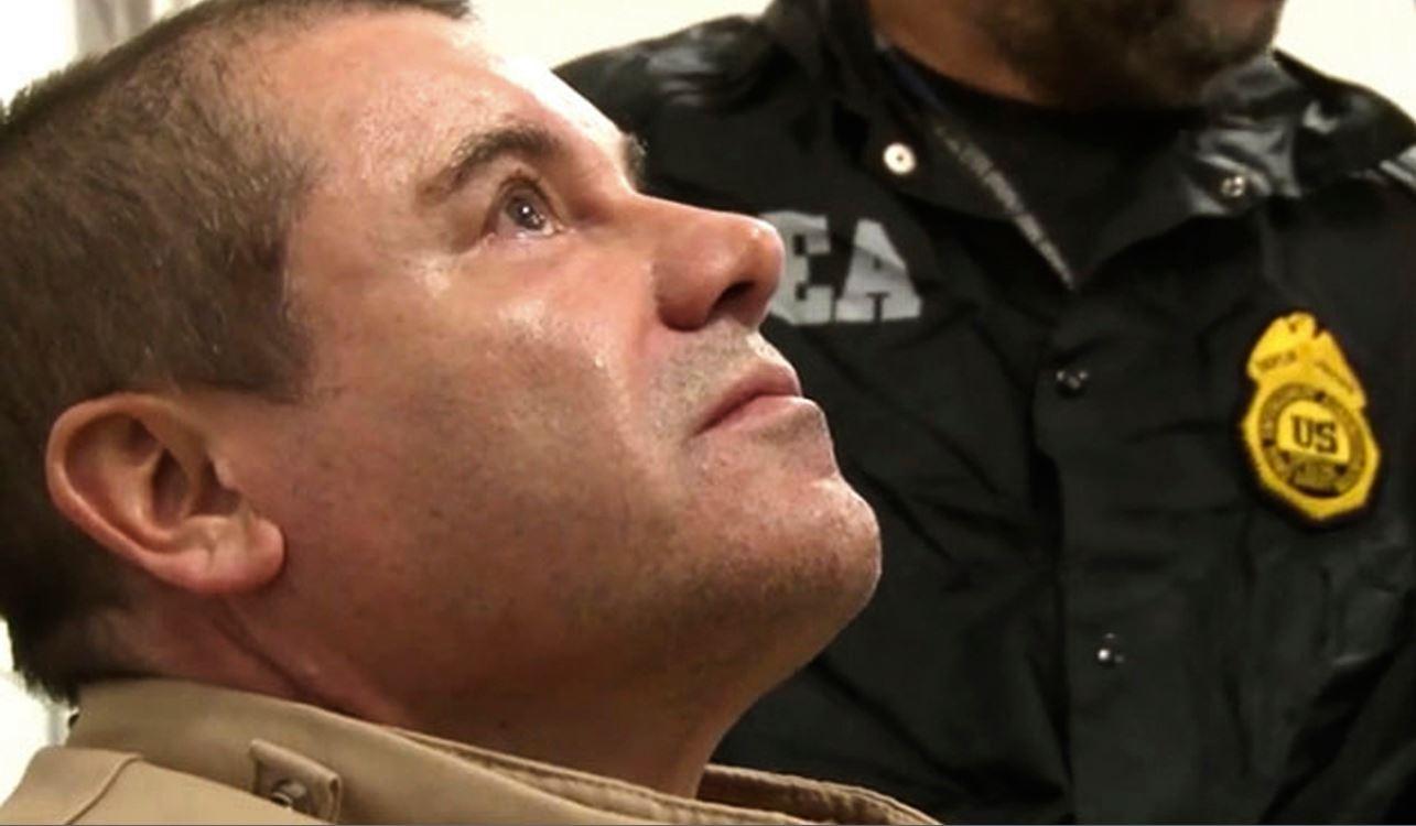 """Este miércoles dictan sentencia a """"El Chapo"""""""