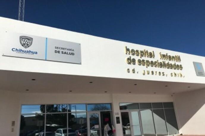 Confirma gobierno federal atención a niños con cáncer en Hospital Infantil