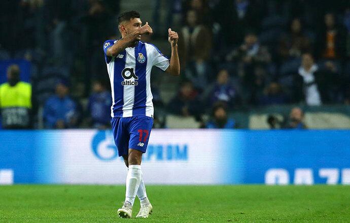 Llama entrenador del Porto a su estrella a bajar 5 kilos por gordo