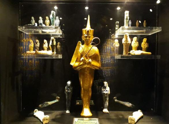Más de 36 mil personas han visitado a Tutankamón en el CCPN
