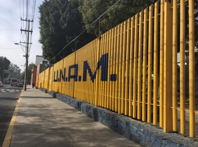 Toman prepa de la UNAM,  encapuchados exigen seguridad