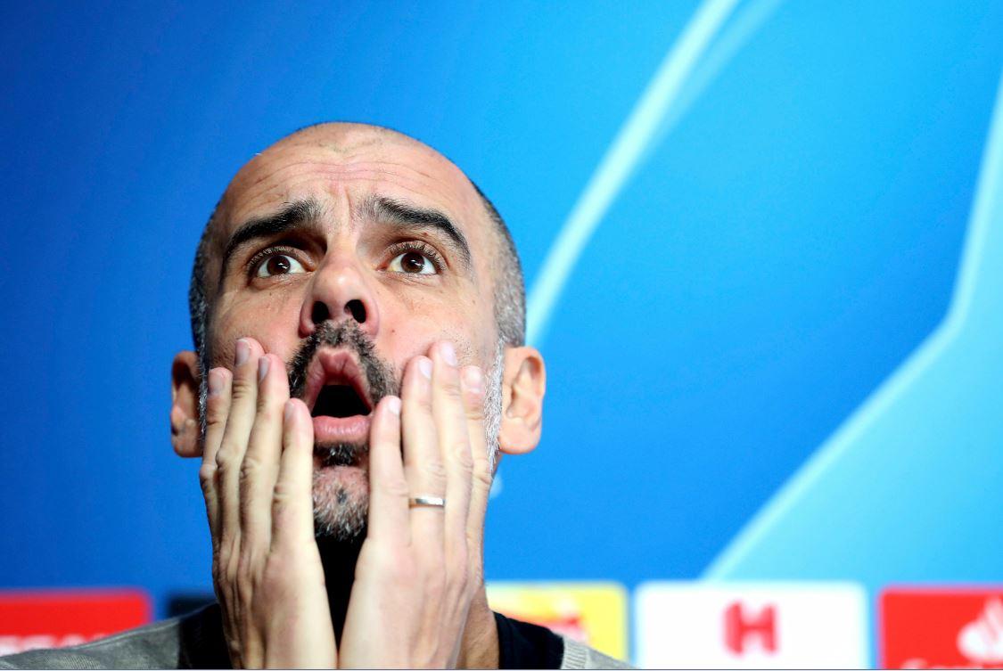 Josep Guardiola se resigna a segundo lugar