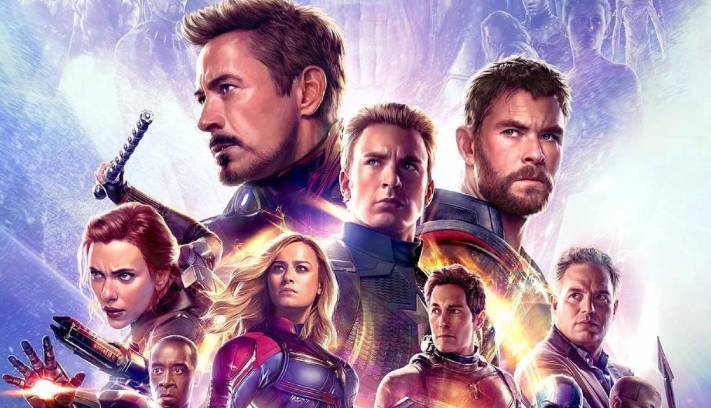Avengers: Endgame, la película más taquillera de la historia