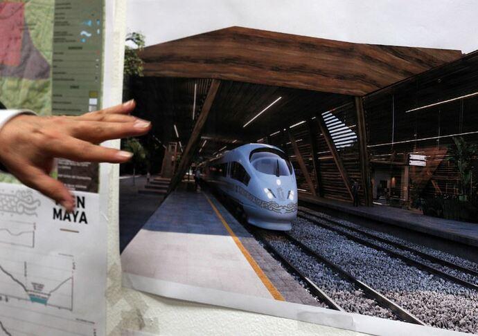 Este sábado se realiza consulta sobre Tren Maya