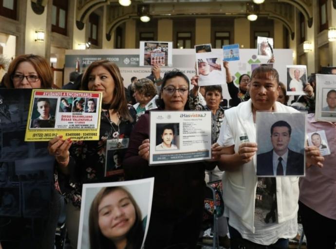 Deberá FGR transparentar sentencias sobre desaparición forzada