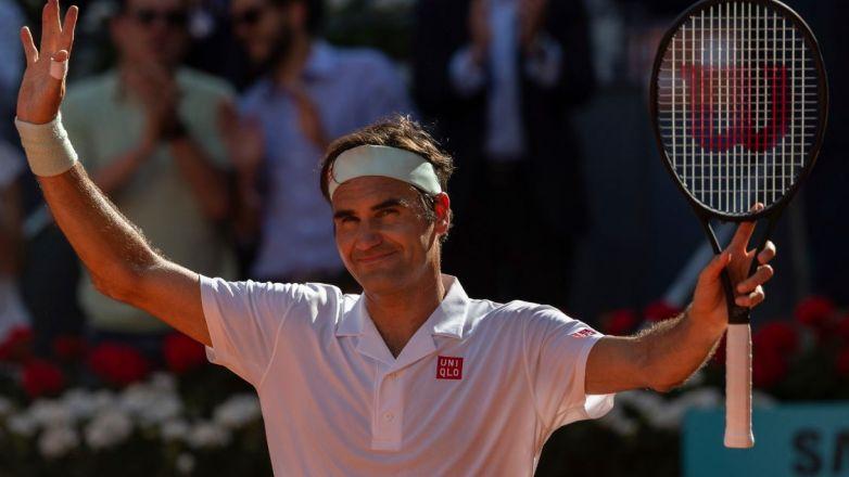 Roger Federer se impone a Rafael Nada
