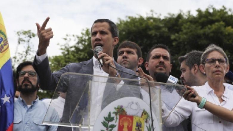 Guaidó buscará apoyo de cuerpo militar estadunidense
