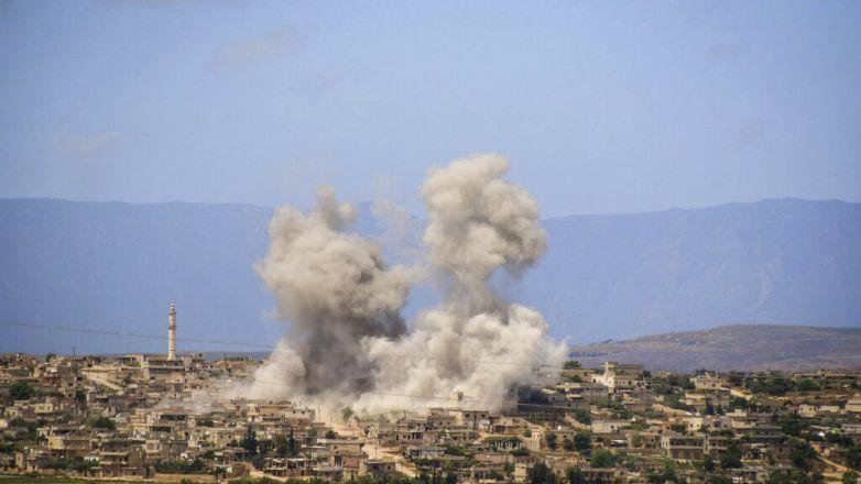Ataque de insurgentes deja 6 muertos en Siria
