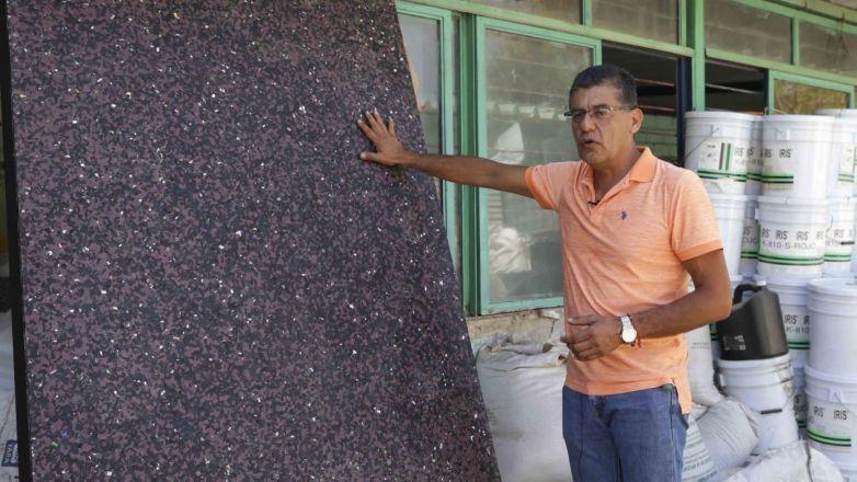 Desarrollan con plástico casas ecológicas resistes a sismos