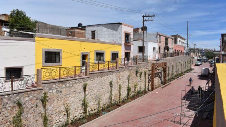Cerrarán obras en Parral, previo a Jornadas Villistas
