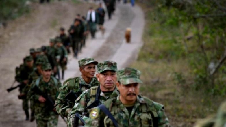 Excomandante de las FARC muere asesinado